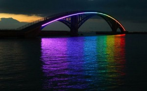 Rainbow Bridge - Taiwan